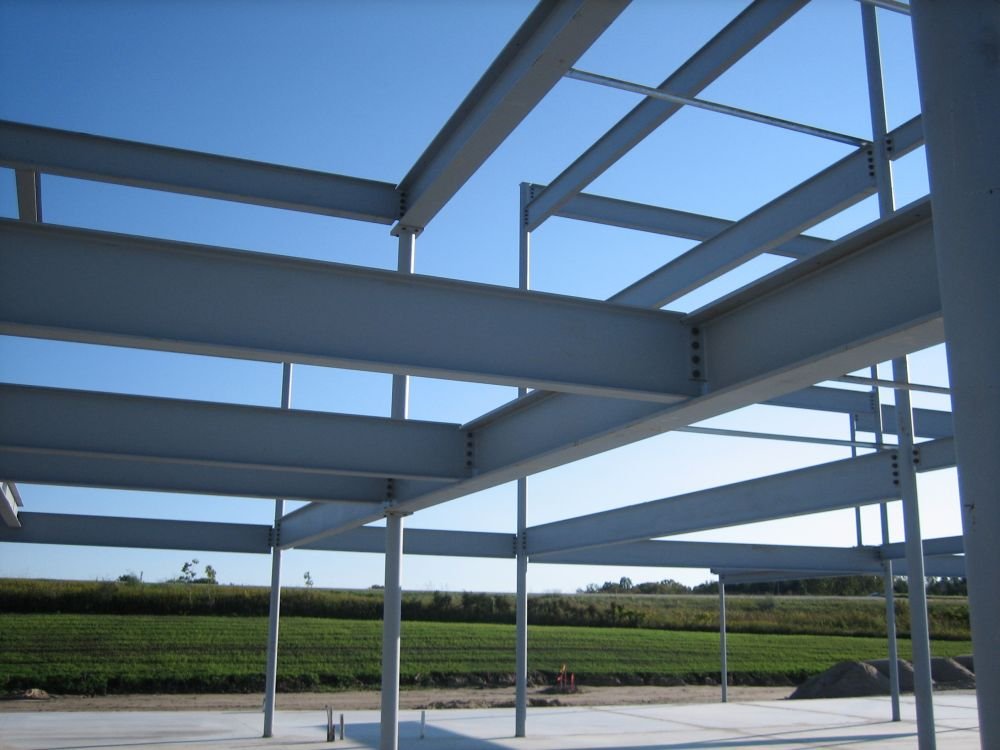 structural steel for commercial
