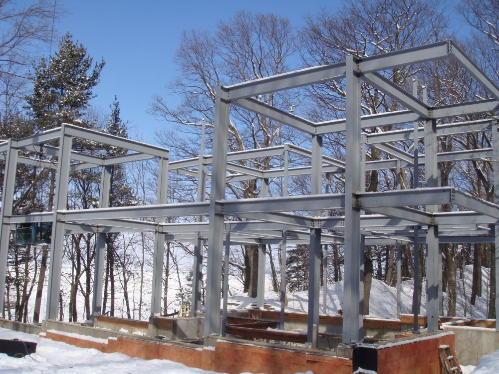 Structural Steel for Residential Construction